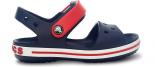 Crocs™ Kids' Crocband Sandal Tamsiai mėlyna/Raudona