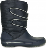 Crocs™ Crocband II.5 Cinch Boot Navy/Light Grey