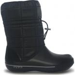 Crocs™ Crocband II.5 Winter Boot Juoda/Pilka