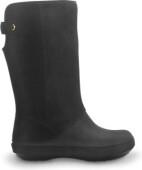 Crocs™ Berryessa Tall Suede Boot Juoda/Juoda