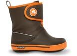 Crocs™ Kids' Crocband II.5 Gust Boot Ruda/Oranžinė