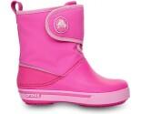 Crocs™ Kids' Crocband II.5 Gust Boot Ryškiai rožinė/Šviesiai rožinė