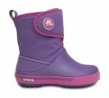 Crocs™ Kids' Crocband II.5 Gust Boot Blue Violet/Wil