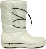 Crocs™ Crocband II.5 Cinch Boot Oyster/Navy