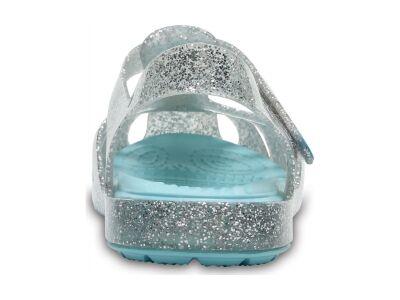 Crocs™ Isabella Frozen Sandal Silver