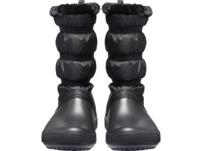 Crocs™ Women's Crocband Winter Boot Black/Black