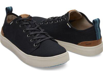 TOMS Canvas Men's Trvl Lite Low Sneaker Black