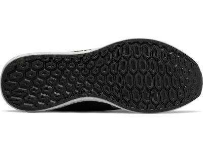 New Balance Men's Fresh Foam Cruz White/Black