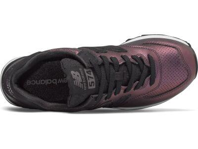 New Balance WL574 Sheen Black KSB