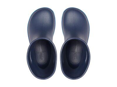 Crocs™ Crocband Rain Boot Kid's Navy/Bright Cobalt