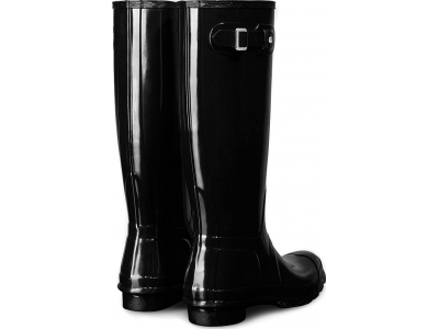 HUNTER Original Tall Gloss Black