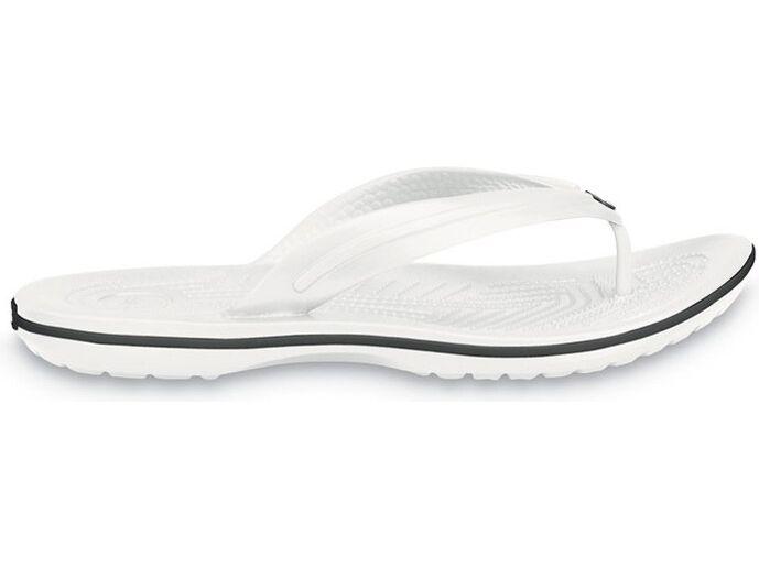 Crocs™ Crocband™ Flip Valge