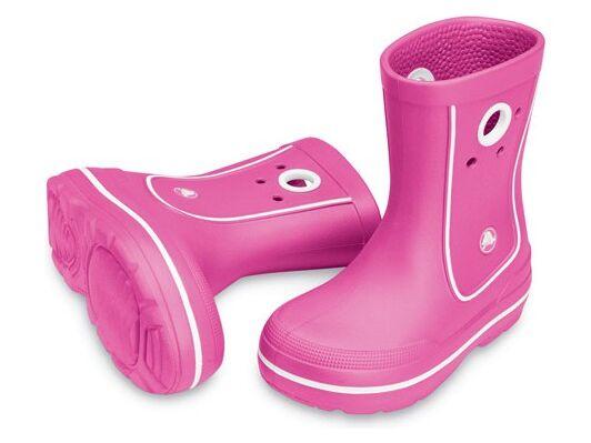 Crocs™ Kids' Crocband™ Jaunt Ere roosa