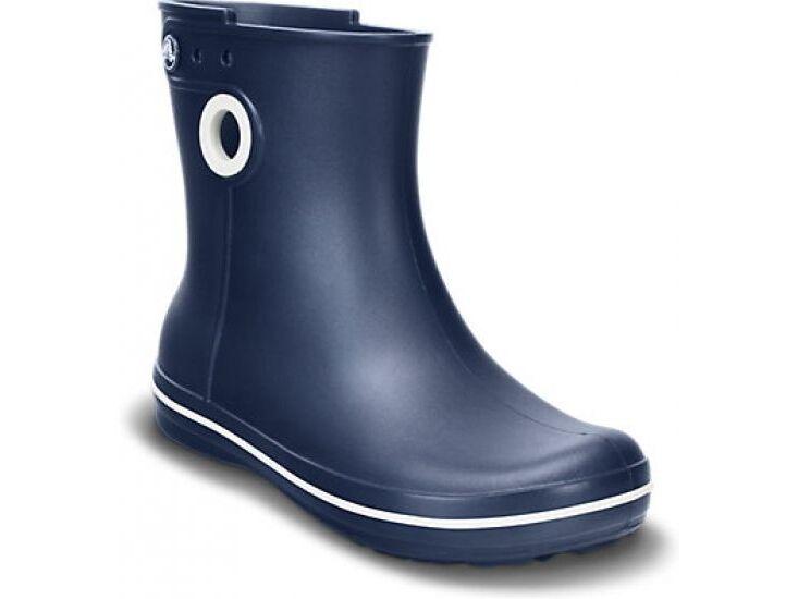 Crocs™ Women's Jaunt Shorty Boot Tume sinine