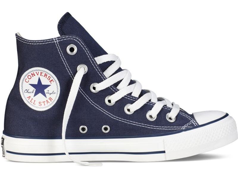 Converse Chuck Taylor All Star Hi Tume sinine/Valge
