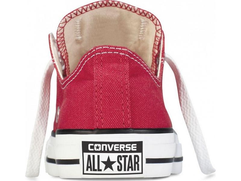 Converse Chuck Taylor All Star Ox Punane/Valge