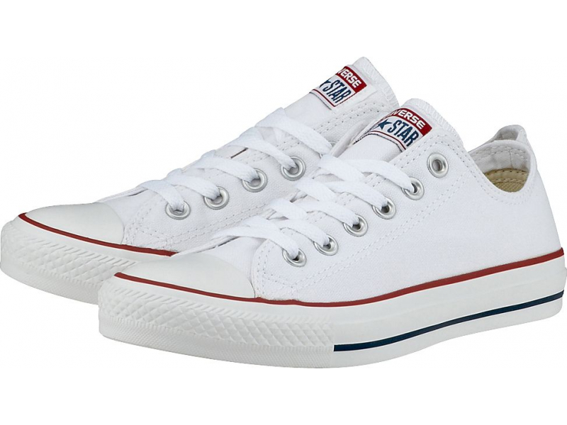 Converse Chuck Taylor All Star Ox Valge/Valge