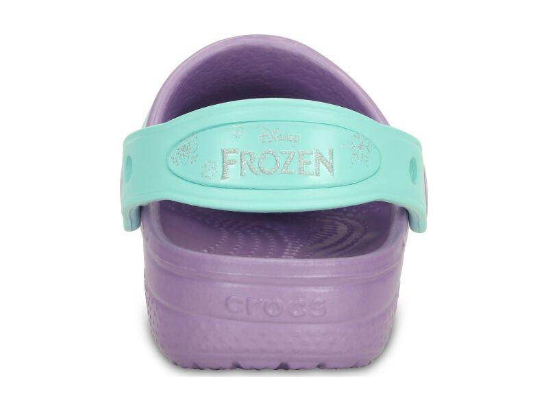 Crocs™ Girls' Creative Frozen Clog Iris