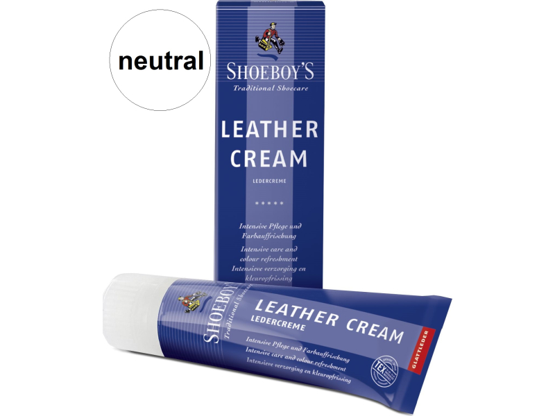 Shoeboy's Leather Creme 75ml Universaalne