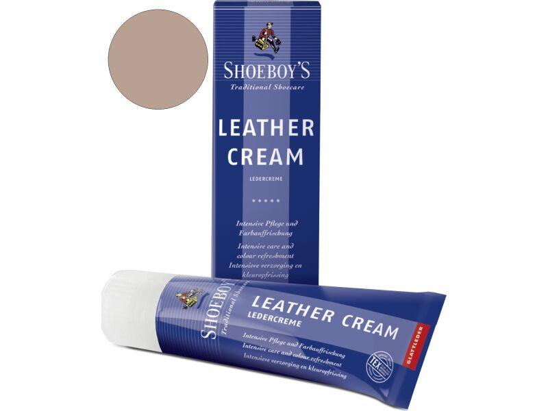 Shoeboy's Leather Creme 75ml Hallikaspruun