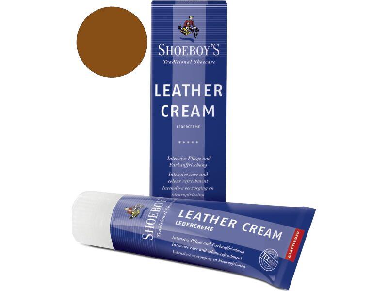 Shoeboy's Leather Creme Pruun