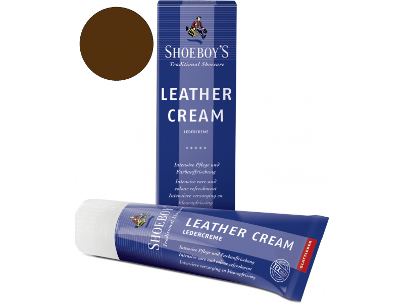 Shoeboy's Leather Creme Tumepruun