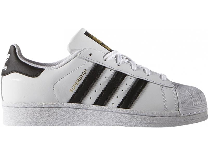 b68078d4765 ADIDAS Superstar J White/Black ADIDAS Superstar J White/Black ...