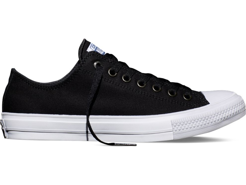 7afe5c764cf6 ... Converse Chuck Taylor All Star II Ox Black White ...