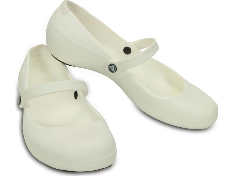 Crocs™ Alice Work White