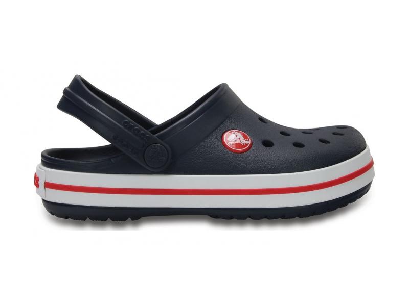 Crocs™ Kids' Crocband Clog Navy/Red