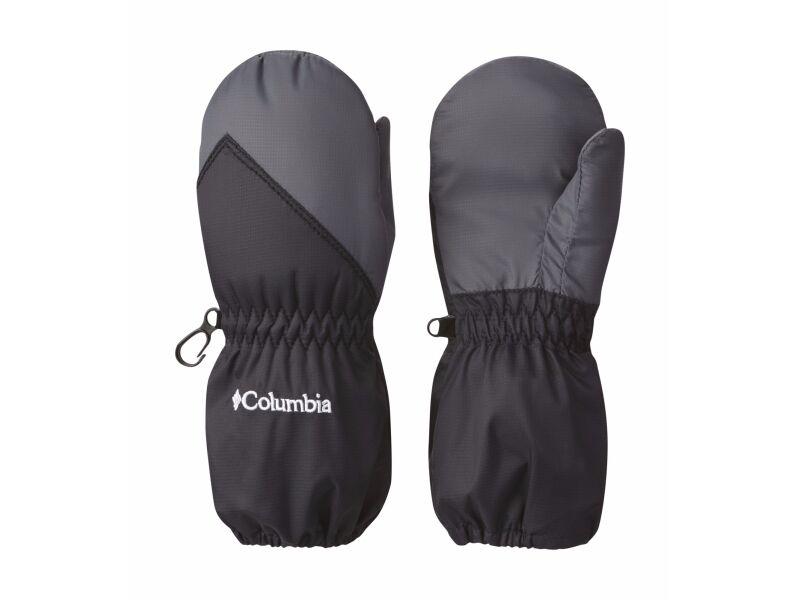 Columbia Toddler Chippewa Long Mitten Black/Graphite