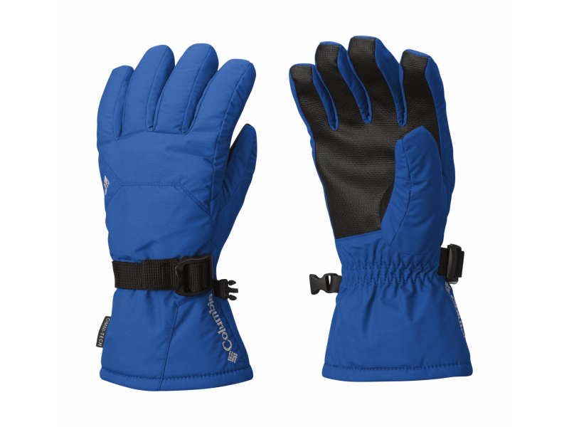 Columbia Youth Whirlibird Glove Super Blue