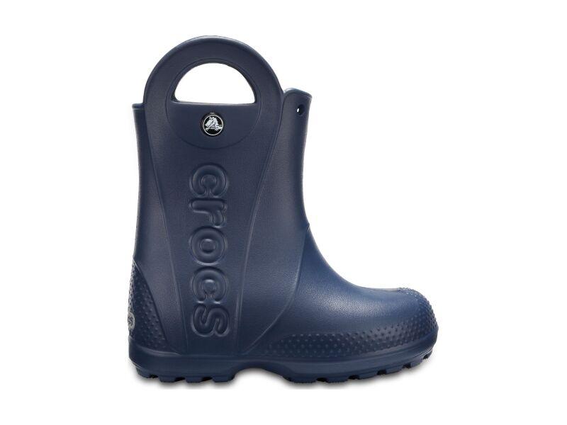 Crocs™ Kids' Handle It Rain Boot Navy