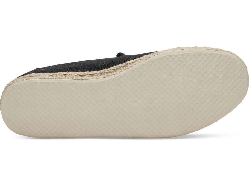 new concept 50% off new products TOMS Washed Canvas Men's Deconstructed Alpargata Rope ...