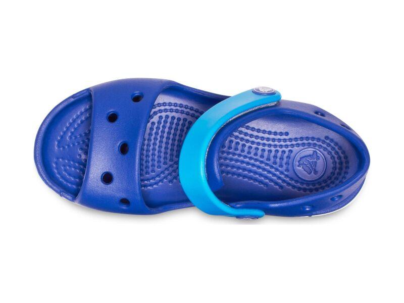 Crocs™ Kids' Crocband Sandal Cerulean Blue/Ocean