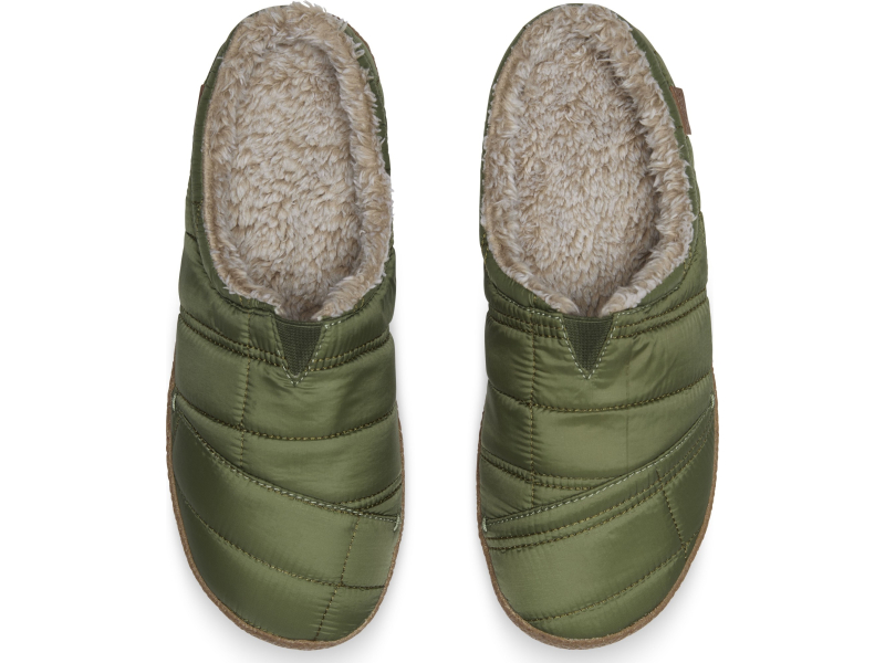 TOMS Quilted Men's Berkeley Light Pine