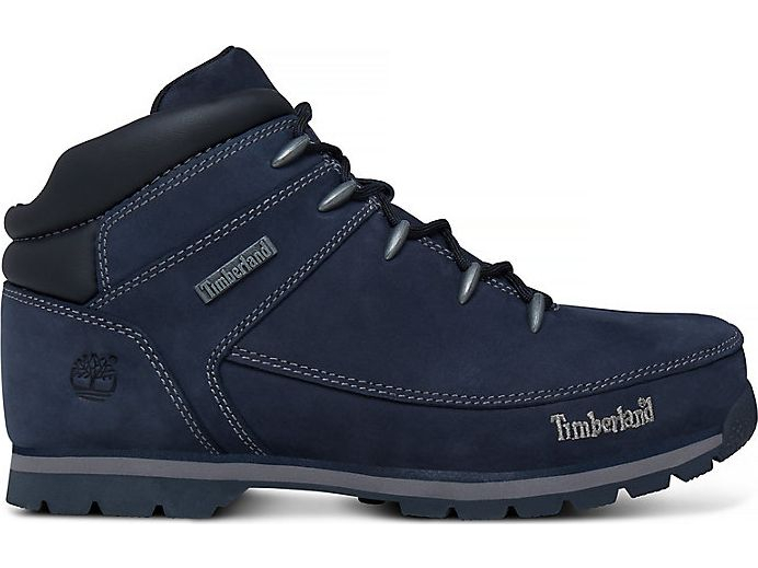 Timberland Euro Sprint Junior's Medium Blue Nubuck