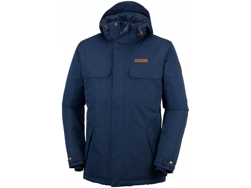 Columbia Rugged Path Jacket Collegiate Navy