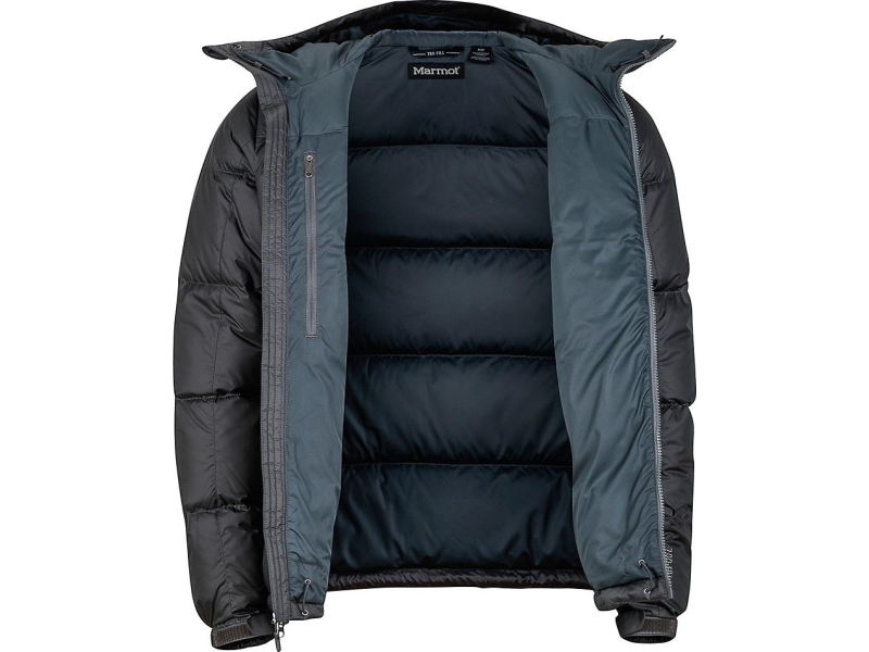 Marmot Guides Down Hoody Jacket Slate Grey