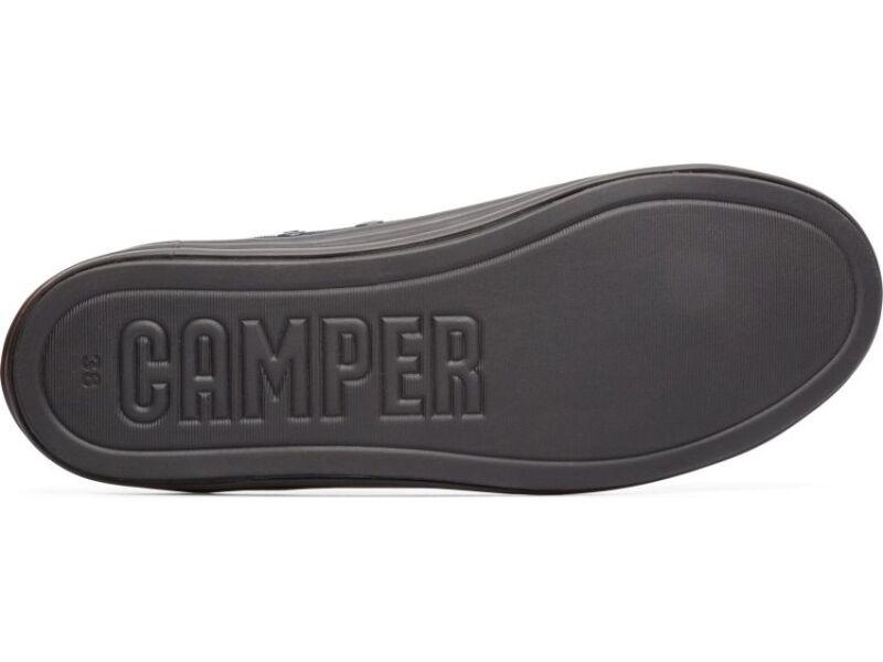 Camper Hoops K200604 Navy/Silver