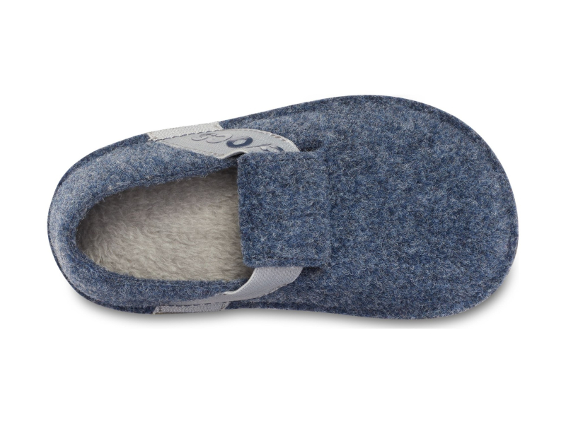 Crocs™ Kids' Classic Slipper Navy