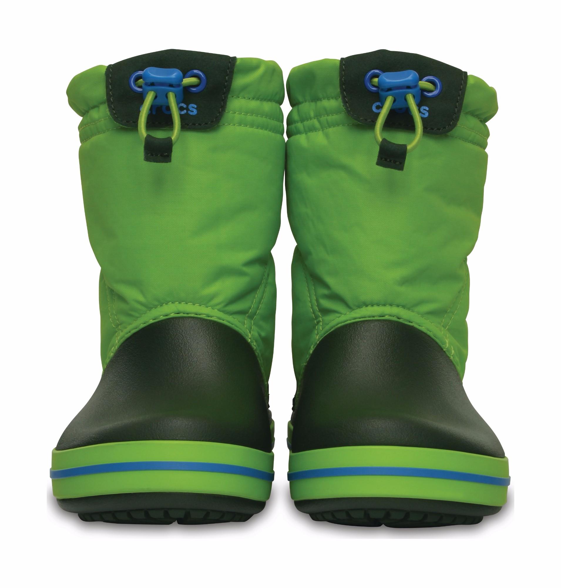 63957e38900e7b Crocs™ Kids  Crocband Lodgepoint Boot