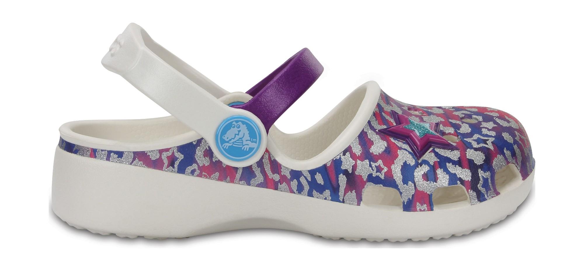 88943293e247da Crocs™ Karin Novelty Clog Oyster Amethyst ...