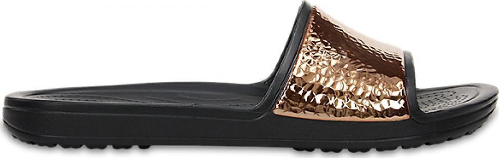 42d59c01bd9 Crocs™ Sloane Hammered Metallic Slide | OPEN24.EE