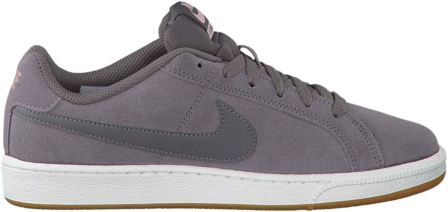 4296cb0af03 Nike Court Royale Suede Women's Gunsmoke/Gunsmoke/Gum Light ...