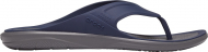 Crocs™ Swiftwater Wave Flip Mens Navy/Slate Grey