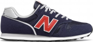 New Balance ML373 Navy/Red/Silver
