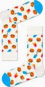 Happy Socks Burger Sock Multi 1300