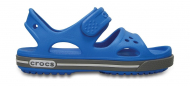 Crocs™ Kids' Crocband II Sandal PS Ocean/Smoke