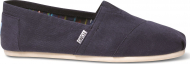 TOMS Canvas Men's Classic Alpargata Nl Navy
